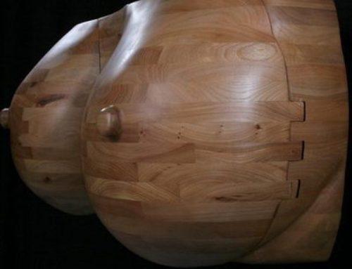 женские груди-странный предмет фото