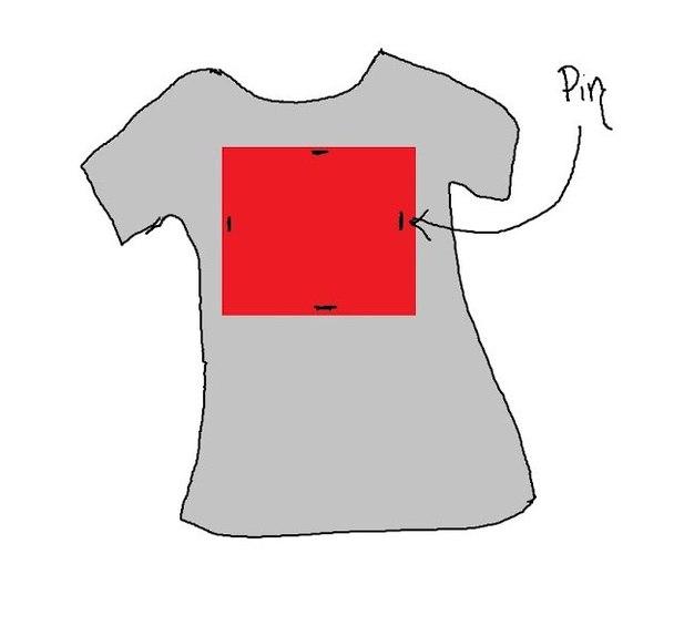 Милая переделка обычной ненужной футболки. . Фото-мастер-класс