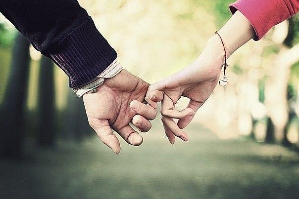лови меня за руку и я буду