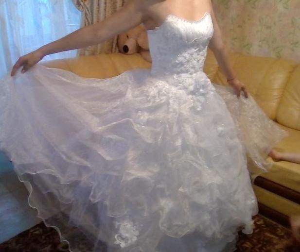 Свадебные Платья В Тольятти Купить