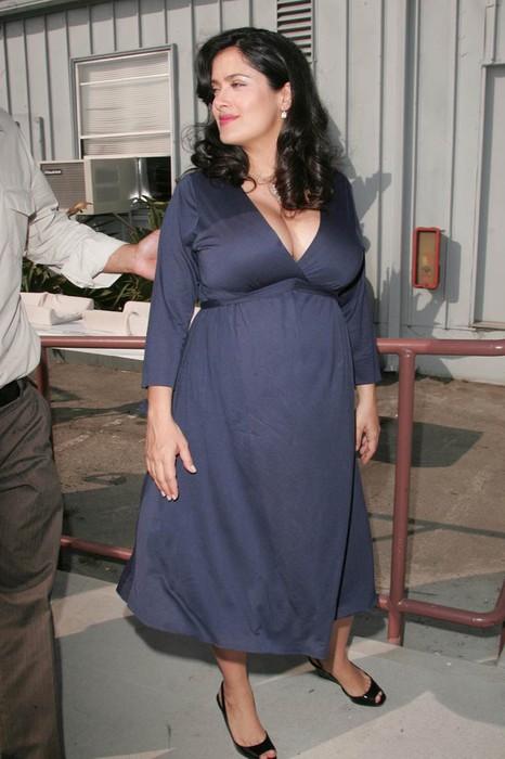 беременные толстушки фото
