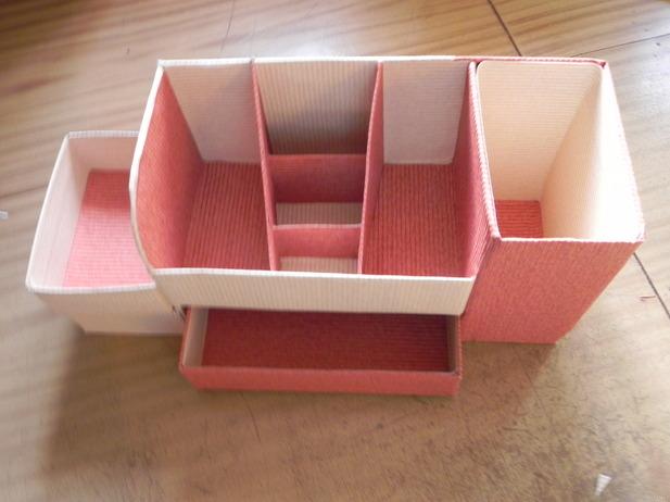 Органайзеры из обувной коробки своими руками 569