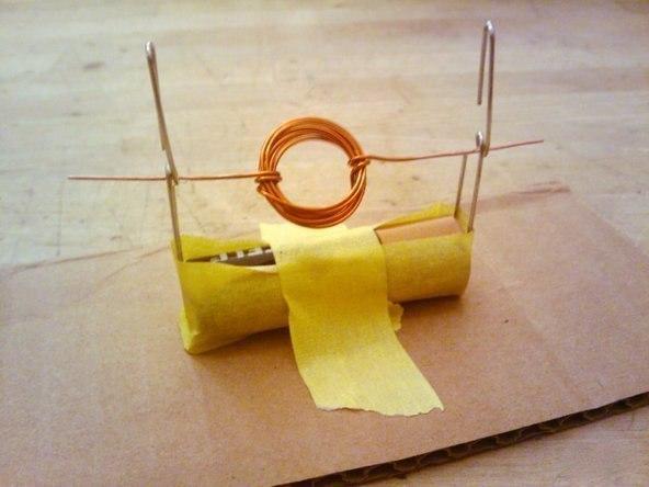 Как сделать электрическую поделку своими руками