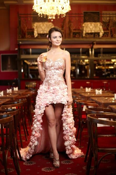 Фото красивого платья для ресторана