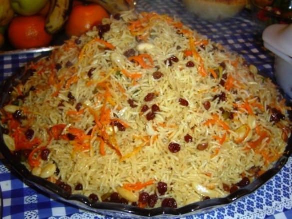 Туркменский плов рецепт