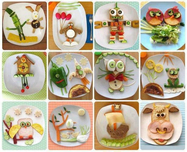 Блюдо в детский сад на конкурс
