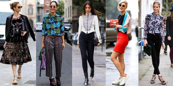 Модный стиль на весну 2017