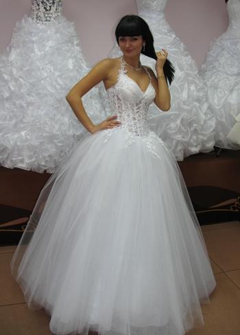 красивые и дорогие свадебные платья