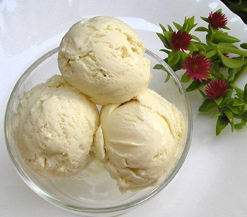 Мороженое в домашних условиях рецепт с фото на сливках