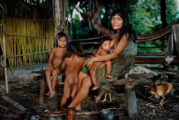 Порно На Амазонке С Аборигенами
