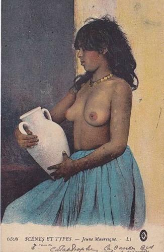 Открытки,фотографии конца 19 начала 20 века.Демонстрация свободы нравов и в