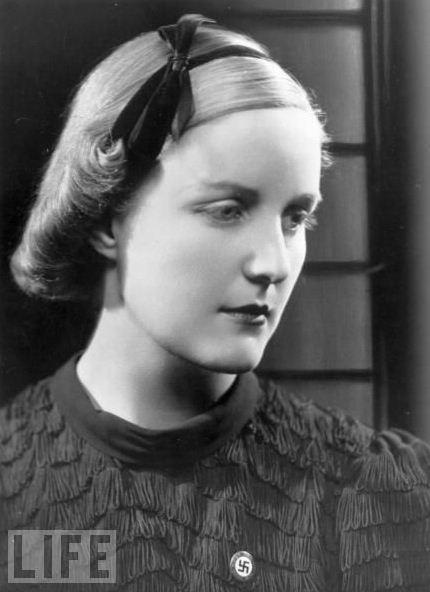 Ева Браун и другие женщины Гитлера - Z