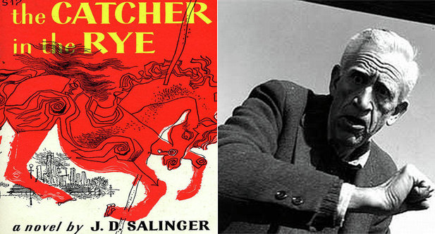 a comparison between two novels the catcher in the rye by j d salinger and to kill a mockingbird by  Jd salinger the adventures of huck finn is a a comparison of the catcher in the rye and the a comparison of the themes of to kill a mockingbird.