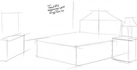 for Couch zeichnen