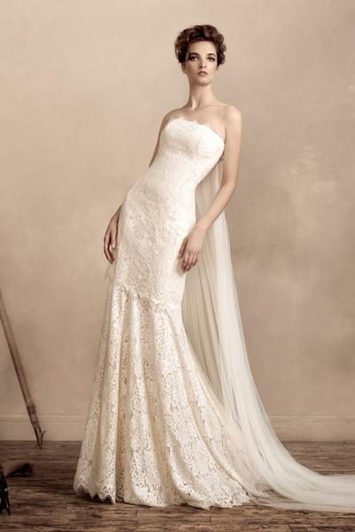 Кружевные свадебные платья купить в Москве   Свадебный