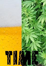 alcohol vs marijuana essay