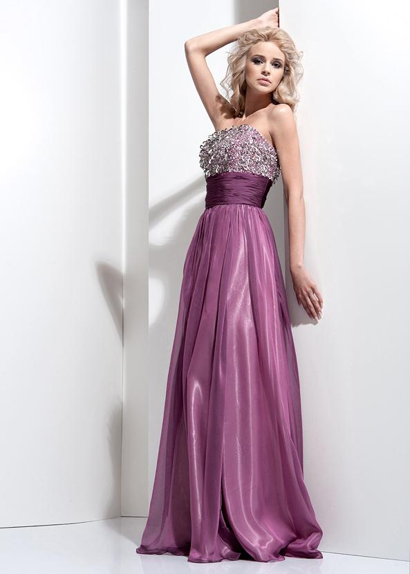 Шикарные платья.