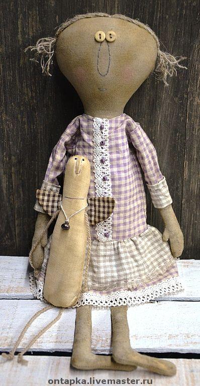 Смешные чердачные куклы своими руками 32