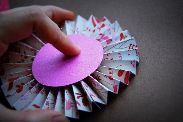 Мастер классы Как сделать гирлянду из бумаги