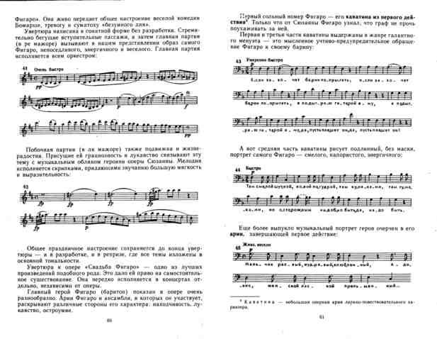 гдз по музыкальной литературе 4 класс 1 год обучения