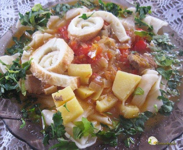 Рецепт приготовления манпара с фото