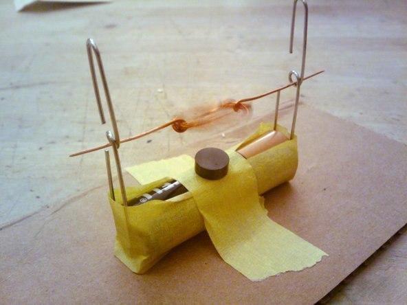 Двигатели игрушки своими руками