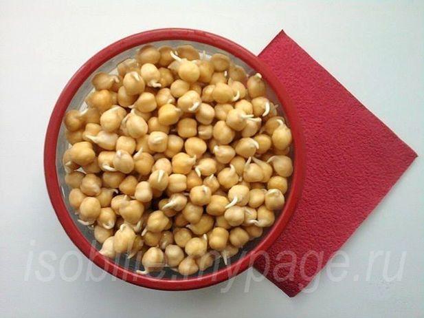 фасоль от холестерина