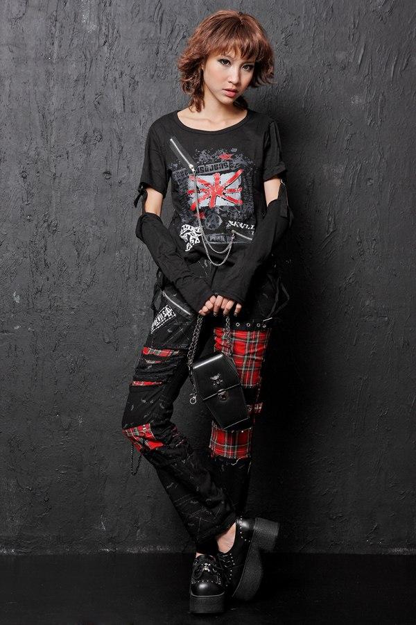 Панк Одежда