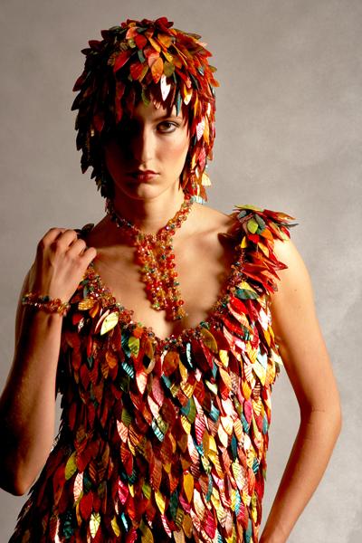 платье из бисера - Уроки по рукоделию.