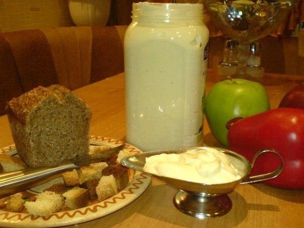 """Майонез домашний """"Провансаль"""" (2 способа)+ рецепт домашней горчицы - Домохозяйка"""