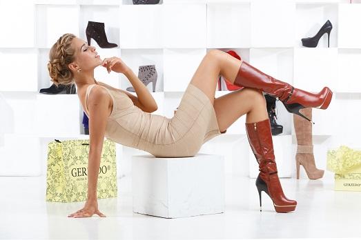 Смотреть фото женщин в сапогах фото 728-316