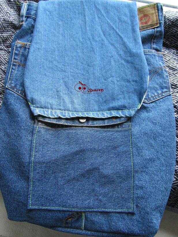 Все шьют рюкзаки из старых джинс. . Признаюсь, я тоже пробовала. . Но, за недостатком опыта шитья, получился он