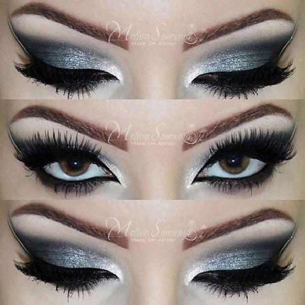 Идеи макияжа (Melissa Samways) - Неформальный образ