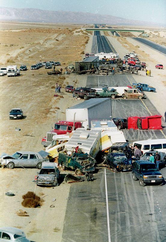 Самая крупная авария