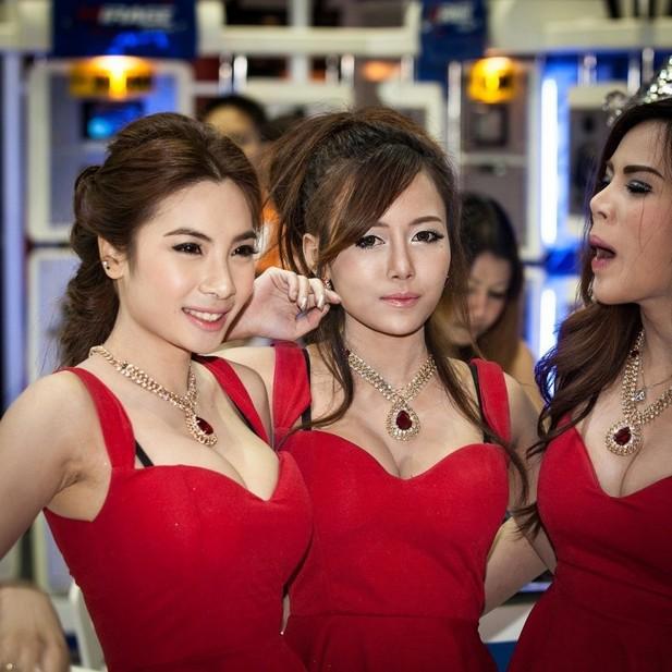 Секс с тайскими девочками