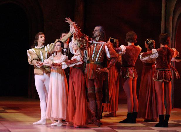 Мои впечатления о балете