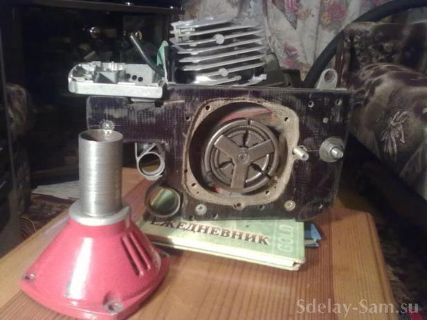 купить самодельный лодочный электромотор