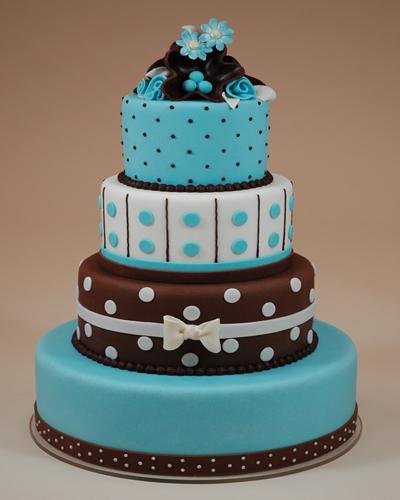Красивый торт своими руками: все не так уж сложно.