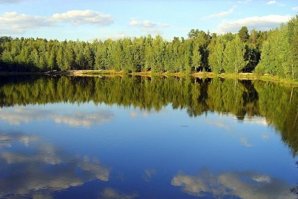 красное озеро спб рыбалка