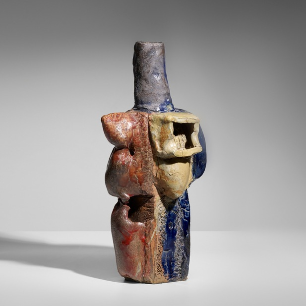 a biography of peter voulkos an american artist of greek descent Peter voulkos – peter voulkos was an american artist of greek descent was an american ceramic artist and painter — biography — takaezu was.