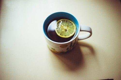 Чай пью а ты милый