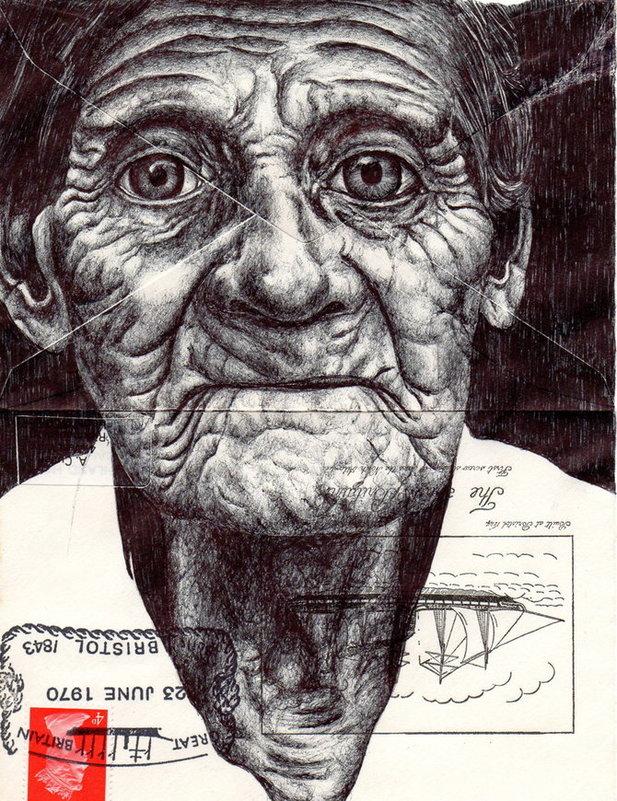 рисунки старые: