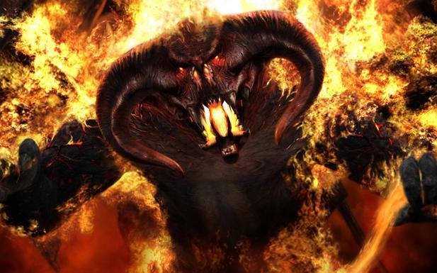 как выглядит дьявол на самом деле фото