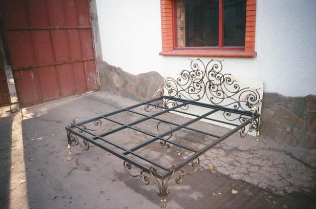 Кованые кровати фото и цены