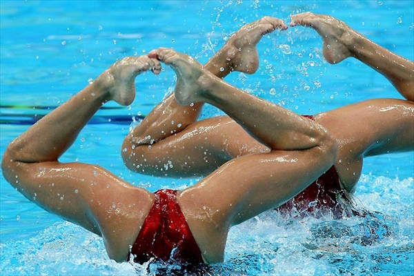 Opinion you Synchronous swimming babes xxx are