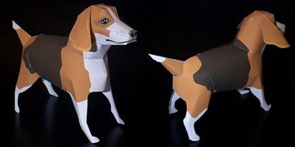 Как сделать фигуру из бумаги животных