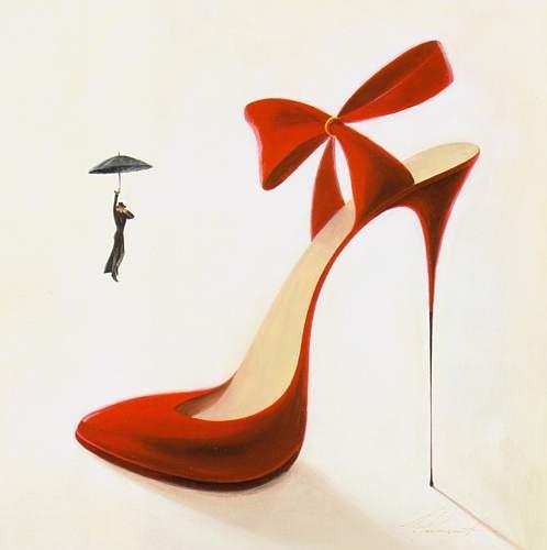 туфли на шпильке, туфли лето 2010 | Туфли на