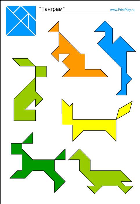 Логические игры, головоломки и паззлы |