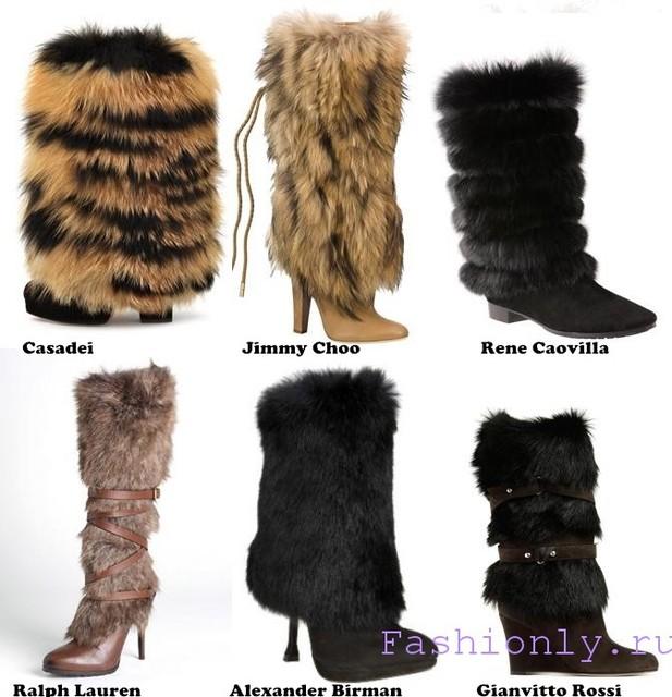Мода зимы 2012 выбирает длинный шарф.