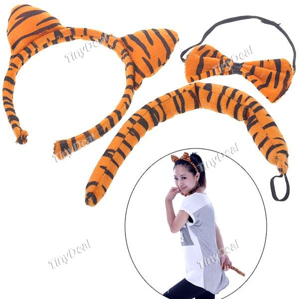 Уши тигра своими руками 39
